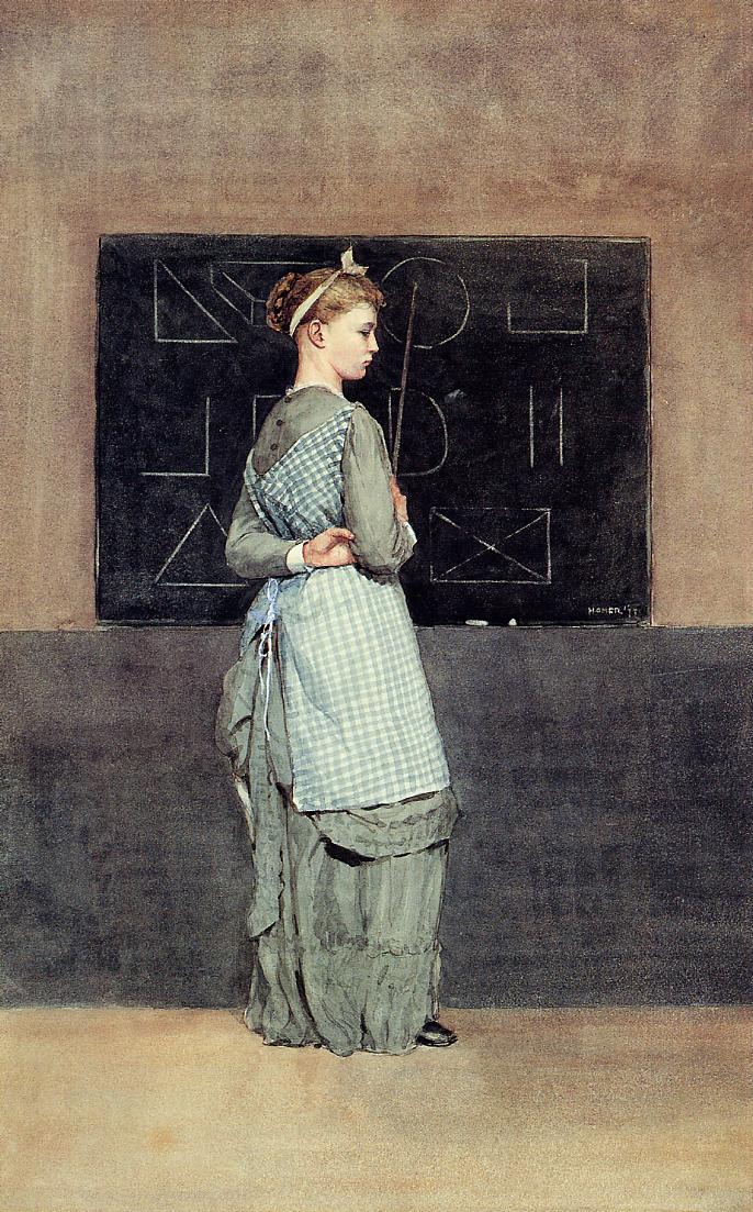 Blackboard, 1877